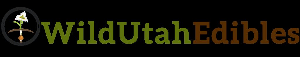 Wild Utah Edibles Logo